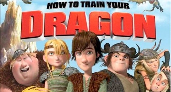 How To Train Your Dragon 2 movie image Comic Con 2012 Schedule: Thursday, July 12th