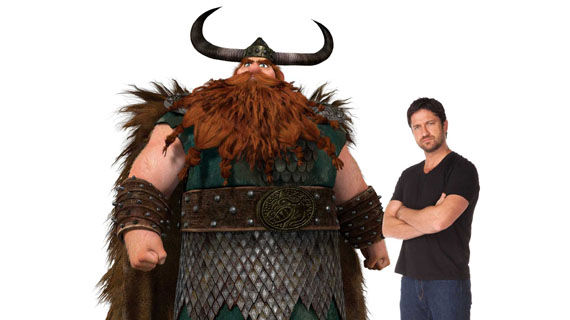 How To Train Your Dragon Gerard Butler How To Train Your Dragon 2 Details Emerge [Updated]