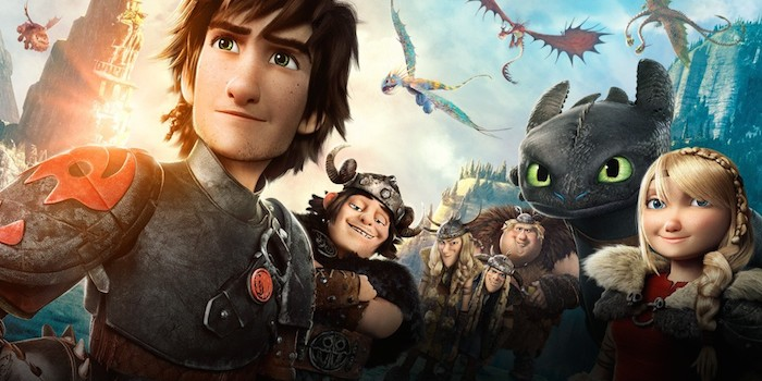 How to Train Your Dragon 2 Poster How to Train Your Dragon 2 Review