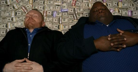 Huell and Patrick at peace in Breaking Bad Vince Gilligan on Better Call Saul Cameos & the Breaking Bad Finale