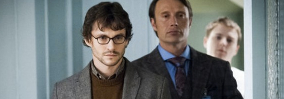 Hugh Dancy and Mads Mikkelsen in Hannibal Potage Hannibal Season 1, Episode 3 Review – A Lack of Sympathy