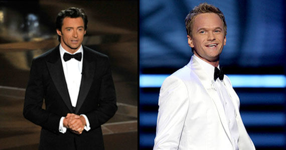 Hugh Jackman Neil Patrick Harris Oscars 2010: Hugh Jackman Out, Neil Patrick Harris In? [Updated]