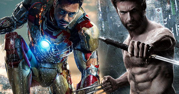 Hugh Jackman Robert Downey Jr Wolverine Iron Man Hugh Jackman Wants To Share The Screen With Iron Man & The Avengers