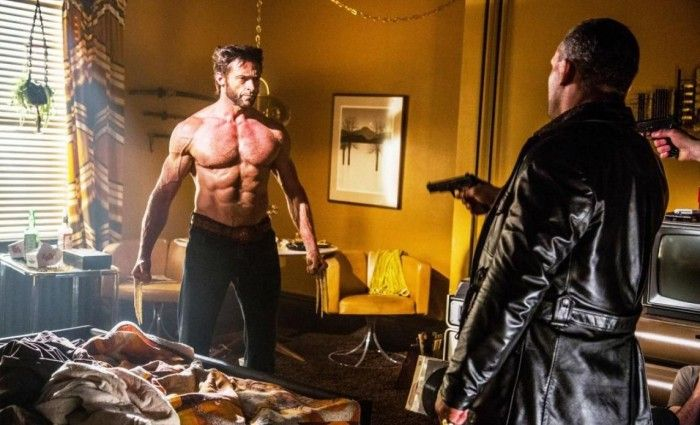 Hugh Jackman in X Men Days of Future Past 700x425 Mutants Clash in X Men: Days of Future Past Images