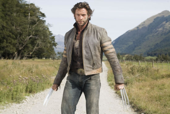 Hugh Jackman out of Avon Man for Wolverine 2 Hugh Jackman Quits Avon Man To Work on Wolverine 2