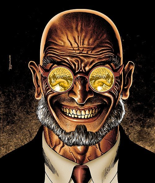 HugoStrange01 Dark Knight Rises is Bales Last Batman; Movie Based on Prey Graphic Novel?