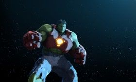 Hulk Armor in Iron Man Hulk Heroes United 2013 280x170 'Iron Man & Hulk: Heroes United' Images and Clip: Hulk Gets His Own Armor