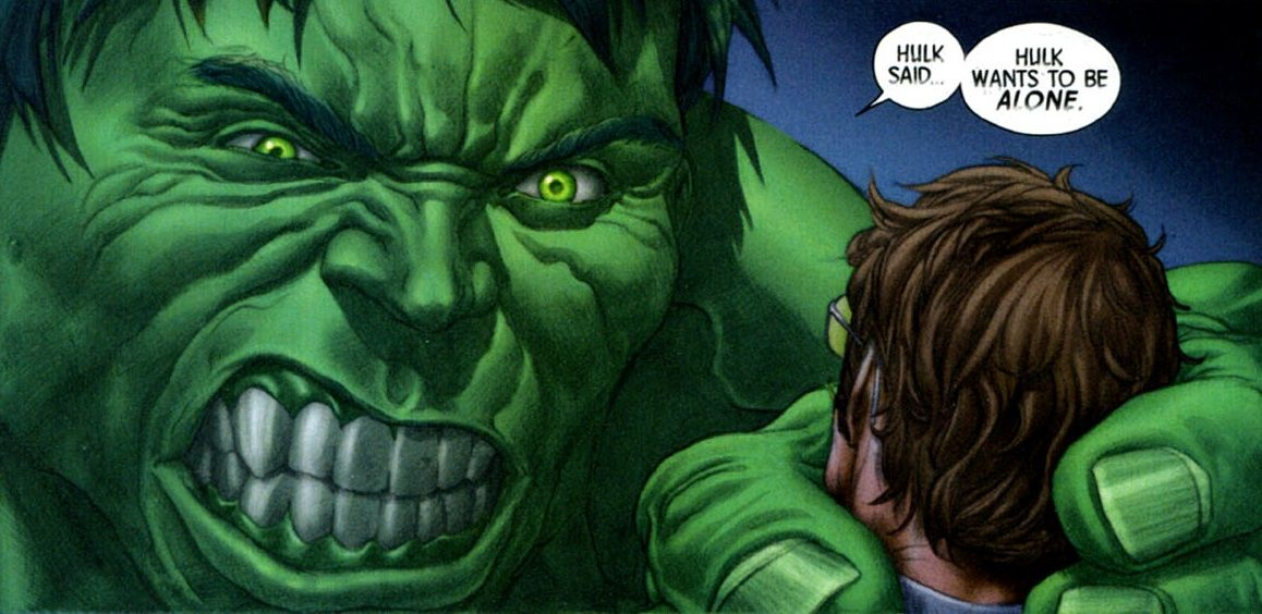 Mark Ruffalo Wants To See Bruce Banner Separated From Hulk