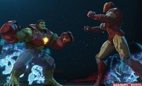 Hulk and Iron Man Heroes United 05 280x170 'Iron Man & Hulk: Heroes United' Images and Clip: Hulk Gets His Own Armor