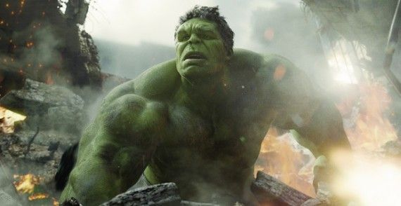 Hulk in The Avengers 570x294 Avengers: Age of Ultron First Set Videos & Images
