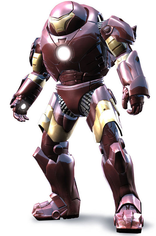 Hulkbuster Armor in The Avengers Movie First Look At Quicksilver, Scarlet Witch & Hulkbuster Designs in The Avengers 2