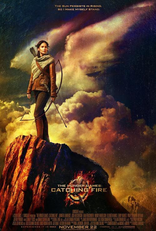 Hunger Games Catching Fire Poster