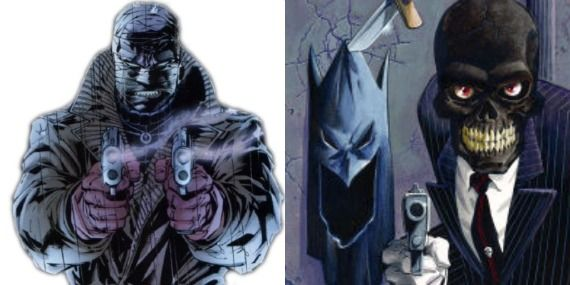 Hush Black Mask Batman Who Will Joseph Gordon Levitt Play in The Dark Knight Rises?