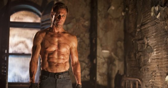 I Frankenstein Adam Aaron Eckhart I, Frankenstein Review