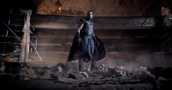I Frankenstein Jai Courtney Angels Gargoyles Gideon I, Frankenstein Review