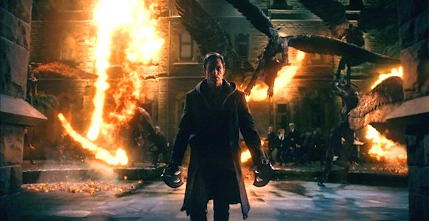 I Frankenstein Movie Aaron Eckhart I, Frankenstein Review