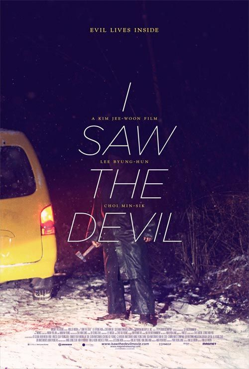 I Saw the Devil new poster New Red Band Trailer & Poster for I Saw the Devil