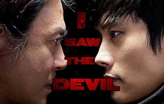 I Saw the Devil red band trailer and poster New Red Band Trailer & Poster for I Saw the Devil