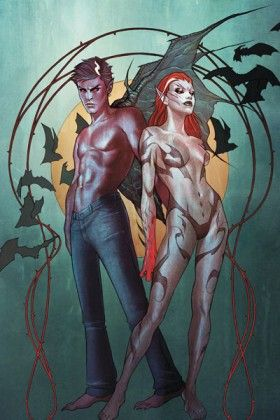 I Vampire 1 Cover 280x420 DC Comics New 52 Reboot: The Complete Guide