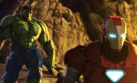 IH 280x170 'Iron Man & Hulk: Heroes United' Images and Clip: Hulk Gets His Own Armor