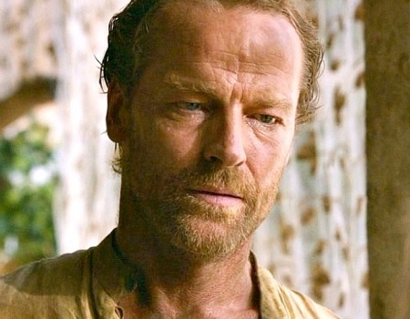 Iain Glen in 'Game of Thrones'
