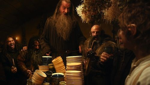 Ian McKellan Gandalf The Hobbit Movie The Hobbit: An Unexpected Journey Review