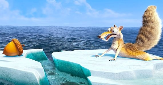 Ice Age Continental Drift Trailer Ice Age 4: Continental Drift Trailer