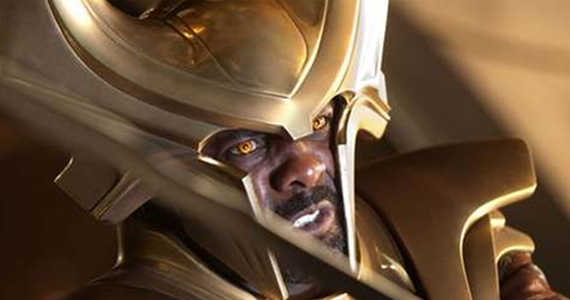 Idirs Elba in Thor Idris Elba Talks Thor: The Dark World, Wants to Play a Real Superhero