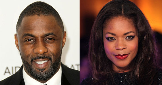 Idris Elba and Naomie Harri Could Idris Elba Become the Seventh James Bond?