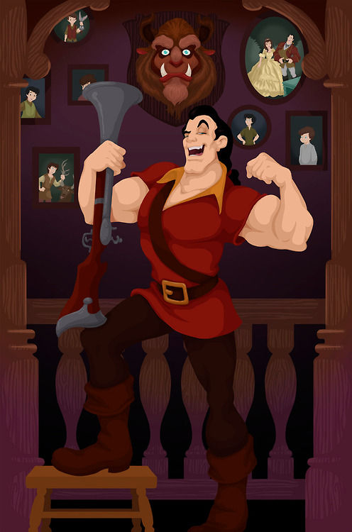 If Gaston won If Gaston won