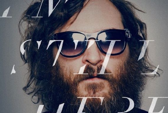Im Still Here Poster of Joaquin Phoenix in I'm Still Here