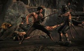 Immortals Theseus Spears an Enemy 280x170 Immortals Images: The Gods Have Style