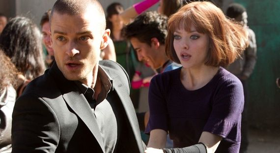 In Time Starring Justin Timberlake and Amanda Seyfried Review  In Time Review