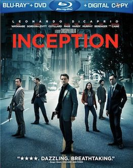 Inception DVD Blu ray box art DVD/Blu ray Breakdown: December 7th, 2010