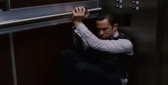Inception Joseph Gordon Levitt elevator bomb Inception: Theory Board