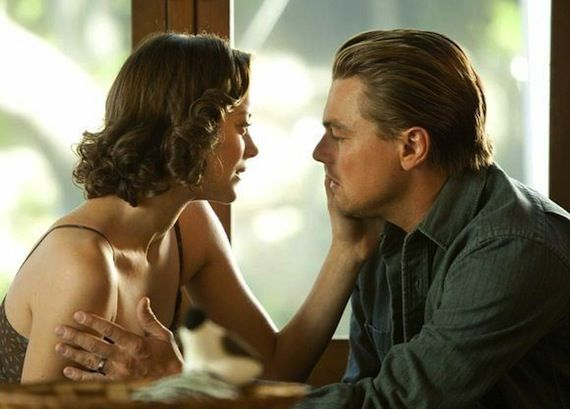 Inception Leonardo DiCaprio Marion Cotillard Inception Ending Explained
