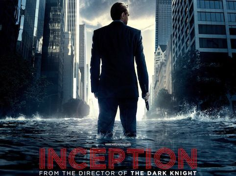 Inception Poster DiCaprio Inception Viral Campaign Posters Get Real