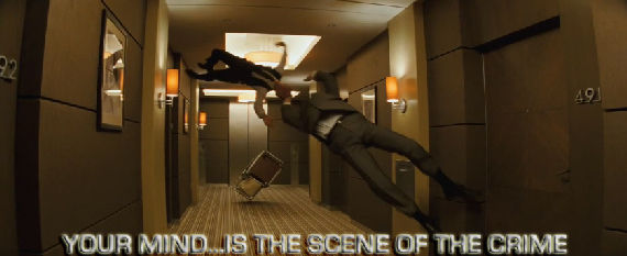 Inception Teaser Trailer Deciphering Chris Nolans Inception