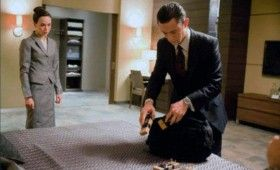 Inception image Ellen Page and Joseph Gordon Levitt 280x170 Four New Inception Images