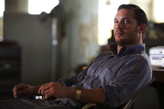 Inception production still 1 Tom Hardy Replacing Sam Worthington In This Means War