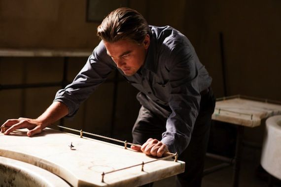 Inception production still 13 SR Pick [Video]: Inception Extended Ending
