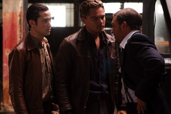 Inception production still 15 Inception Ending Explained