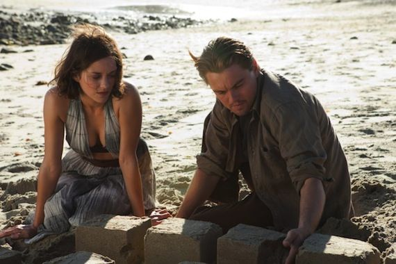 Inception production still 7 Inception Ending Explained