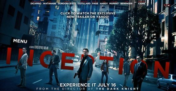 Inception website Hans Zimmers Inception Score Will Release On July 13th