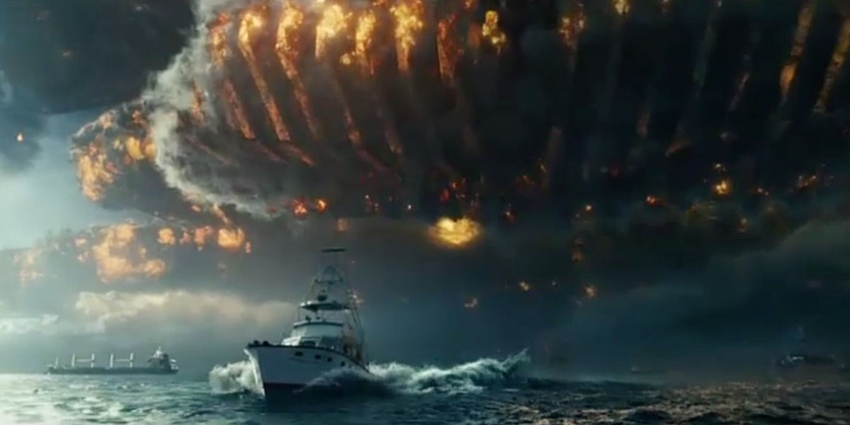 Independence Day: Resurgence Trailer 1 – Bigger Than the Last One