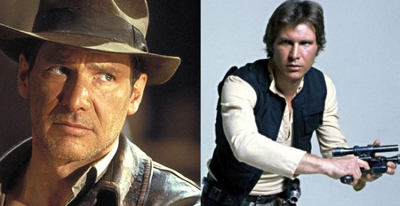 Indiana Jones 5 Harrison Ford 570x294 Disney Takes Full Control of Indiana Jones Franchise   Whats Next?