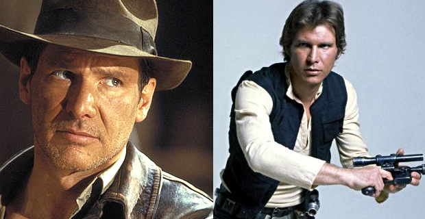 Indiana Jones 5 Harrison Ford Indy 5 in Development to Secure Harrison Ford for Star Wars: Episode 7?