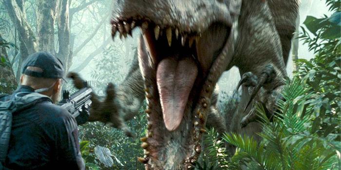 Jurassic World Hybrid Dinosaur Revealed In Toy Line
