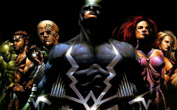 Inhumans Movie News 570x356 Kevin Feige: No Additional Marvel Phase 3 Movie Announcements Until 2014