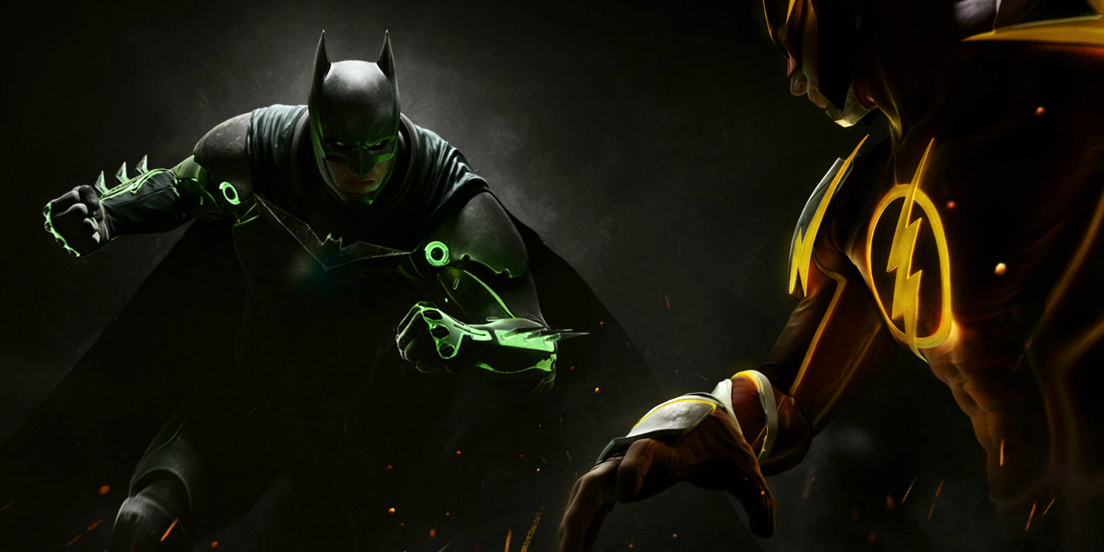 "Injustice 2"" will continue the fight ""Injustice: Gods Among Us"" left."